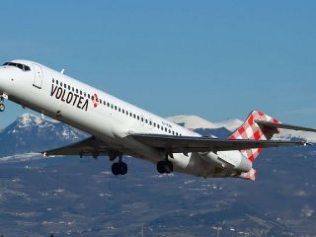 Pau-Nice flight  with Volotea  !